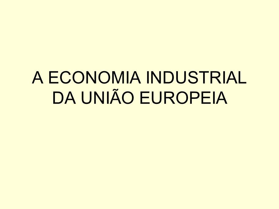 O problema da escassez de matéria- prima mineral na Europa, em especial nos países da União Europeia, é grave, pois esse continente é pobre no que se refere a esses recursos.