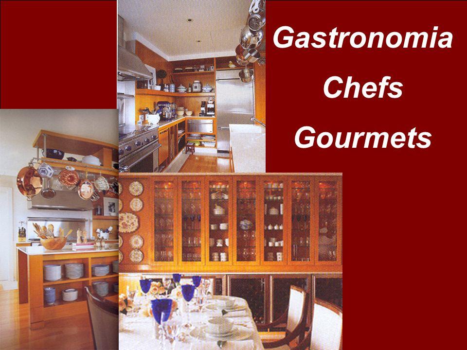 Gastronomia Chefs Gourmets