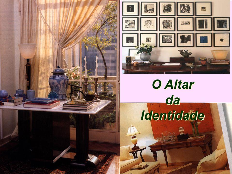 O Altar da Identidade O Altar da Identidade