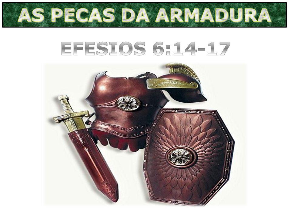 A cabeca protegida com um entendimento claro da doutrina da salvacao e dos propositos eternos de Deus.