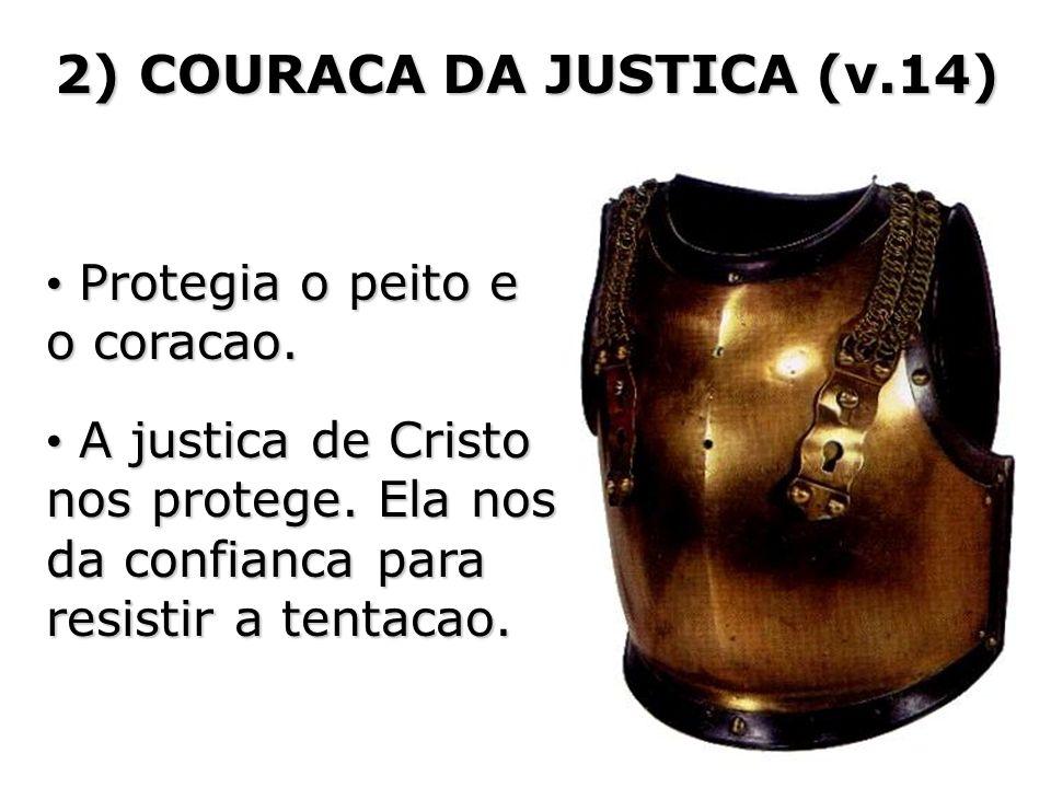 3) OS CALCADOS (v.15) Estas sandalias firmavam os pes com seus cravos.