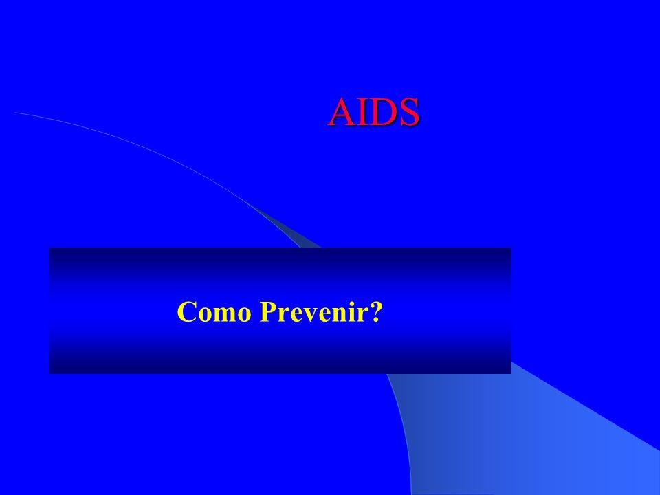 Fontes de transmissão SANGUE:É comprovado como transmissão SALIVA,LÁGRIMAS,URINA:Contém o vírus,mas o título é menor que no sangue e no sêmen PELE INT
