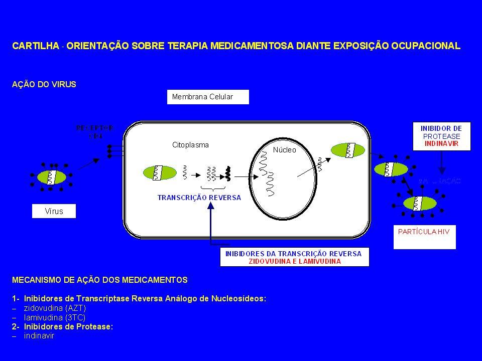 Cartilha sobre Quimioprofilaxia MEDICAMENTOS - mecanismo de ação - quais medicamentos - posologia e quantidade fornecida - reações adversas importante