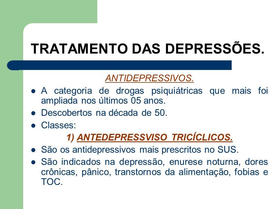 TRANSTORNOS DEPRESSIVOS. DEPRESSÕES SECUNDÁRIAS. Associada a uma doença ou quadro clínico somático, cerebral ou sistêmico. Hiper e hipotireoidismo, hi