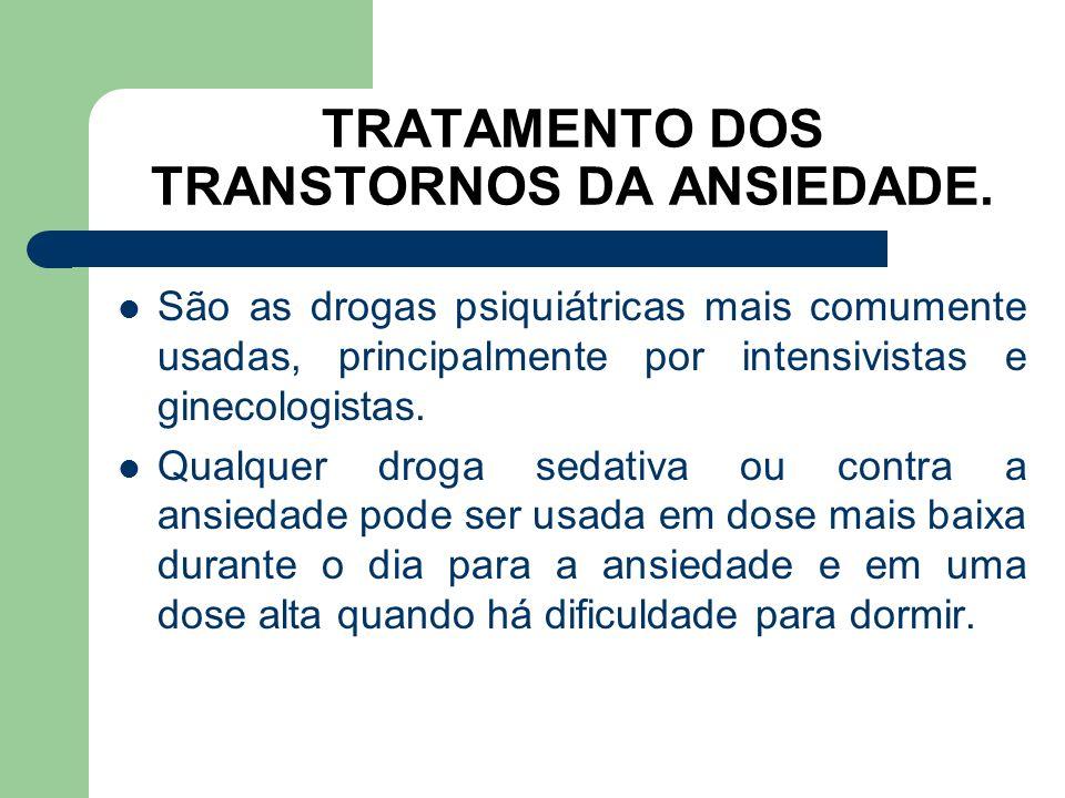 Transtornos da Ansiedade. TRANSTORNO DE ANSIEDADE DEVIDO A UMA CONDIÇÃO MÉDICA GERAL. Doenças (hipertireoidismo, lúpus) e condições( uso de medicações