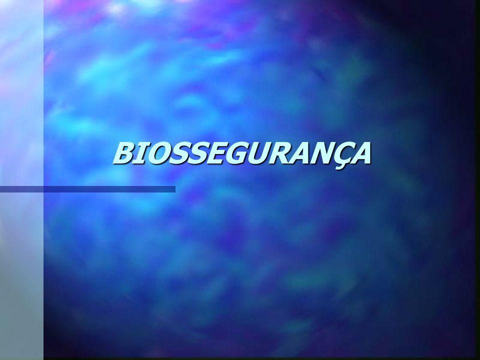 BIOSSEGURANÇA