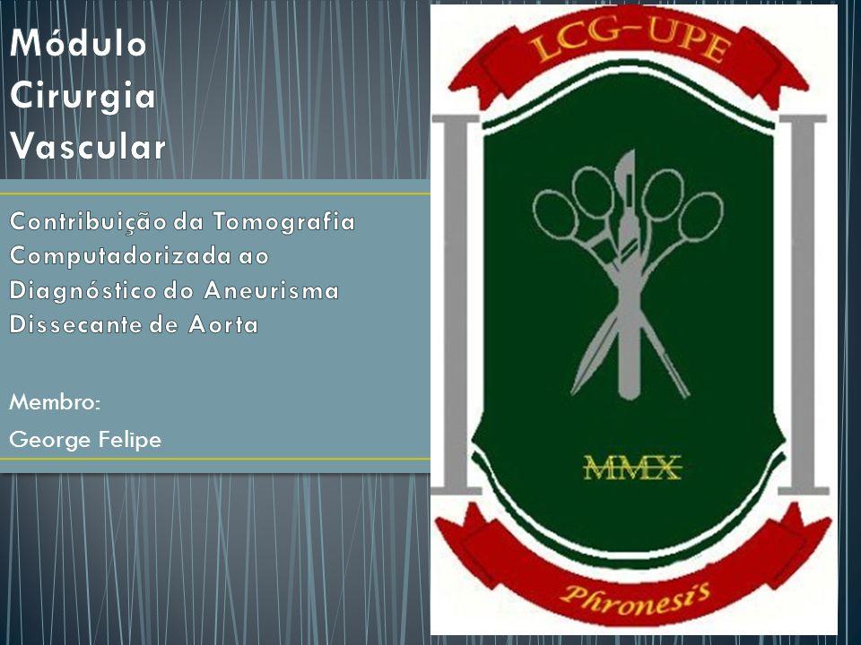 Membro: George Felipe
