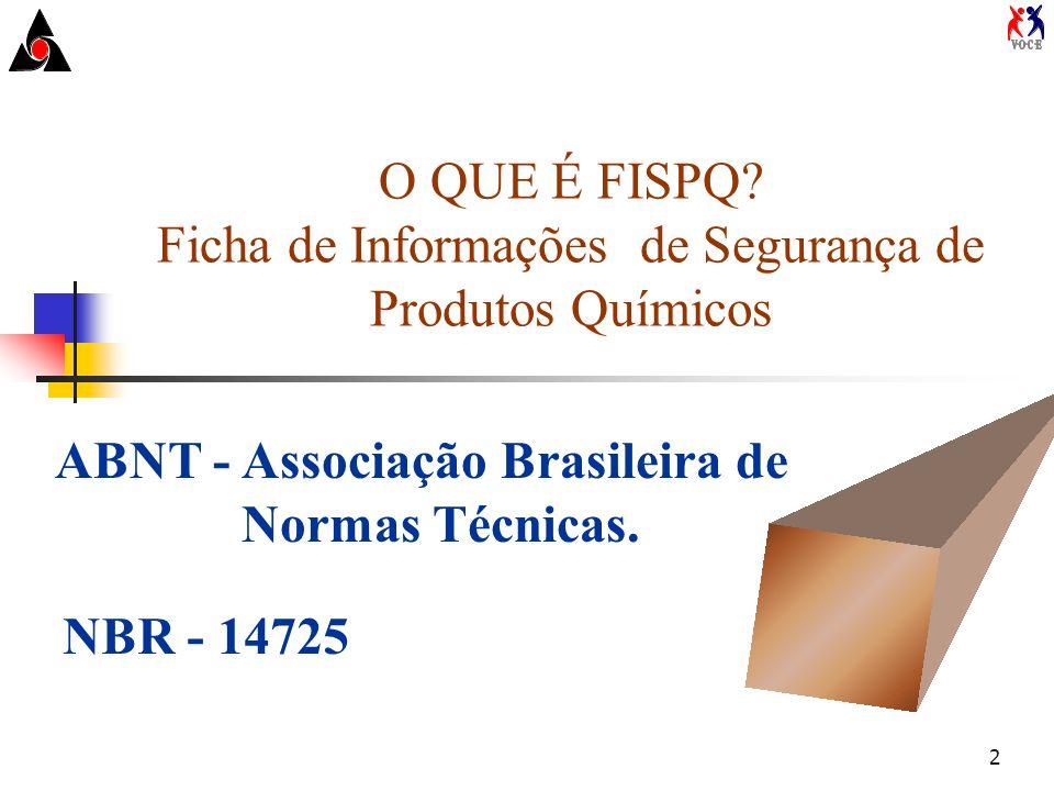 1 NÃO CORRA RISCO, CONHEÇA OS PRODUTOS QUÍMICOS ANTES DE MANUSEÁ-LOS. Treinamento de Produtos Químicos xxxx de fevereiro de 2006