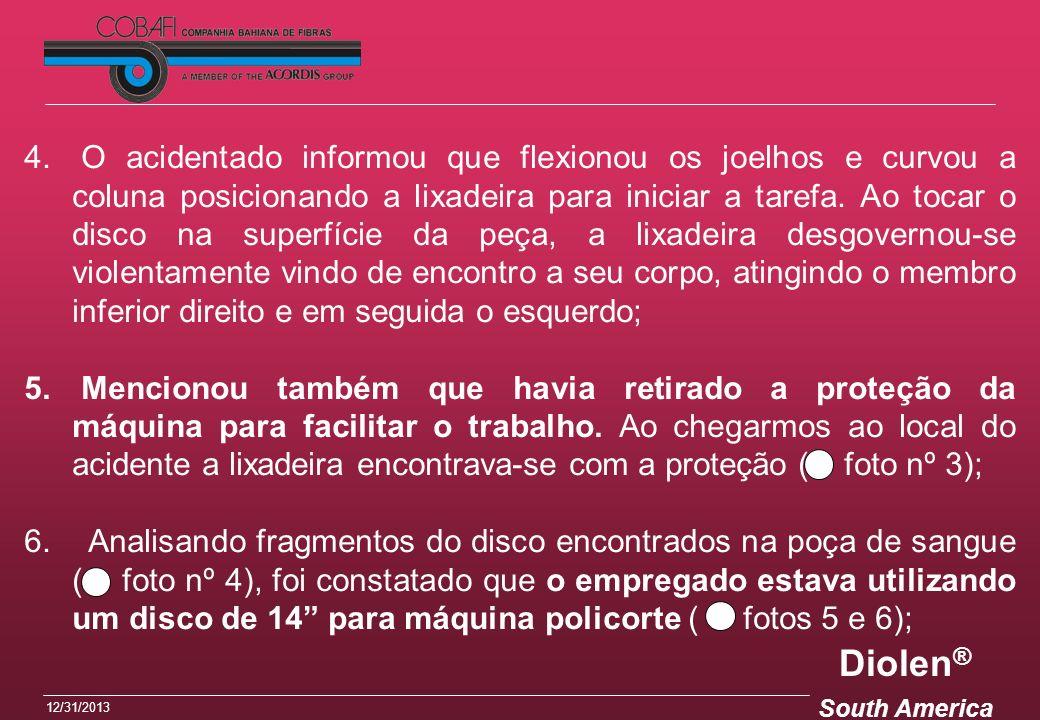 Diolen ® South America 12/31/2013 7.