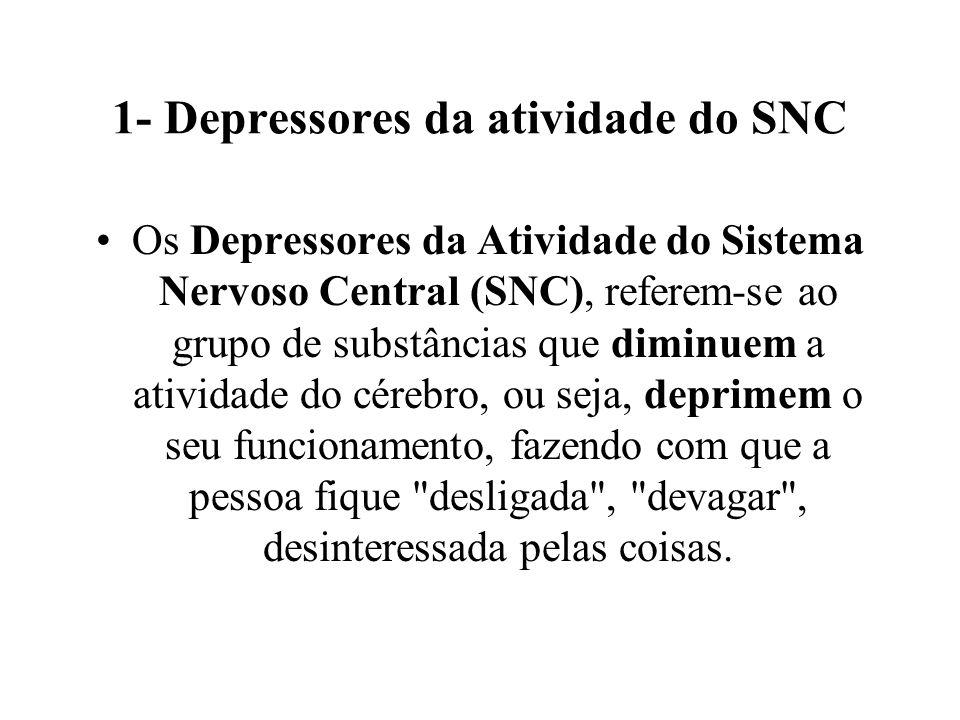 CLASSIFICAÇÃO DAS DROGAS PSICOTRÓPICAS Resumindo, então, as drogas psicotrópicas podem ser classificadas em três grupos, de acordo com a atividade que