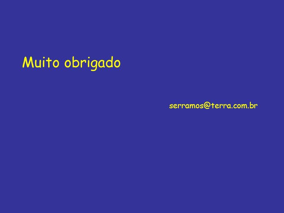 Muito obrigado serramos@terra.com.br
