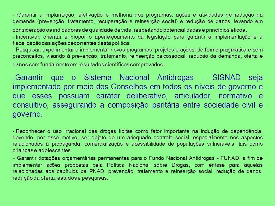 CONCEITO DE COMUNIDADE TERAPÊUTICA FEBRACT - Saulo Monte Serrat Ambiente residencial protegido, técnica e eticamente orientado, cujo principal instrumento terapêutico é a convivência entre os pares.