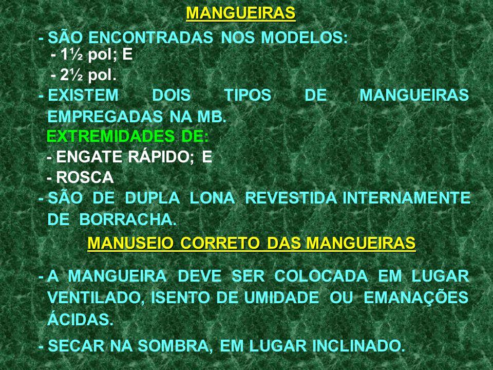 MANGUEIRAS