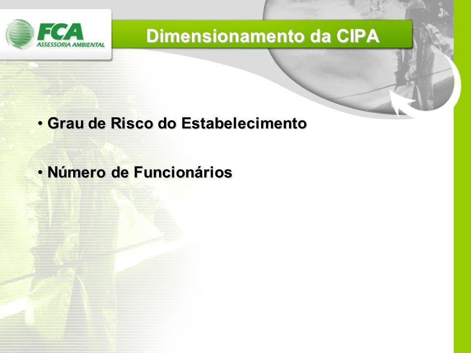 C OMISSÃO I NTERNA DE P REVENÇÃO DE A CIDENTES CIPA
