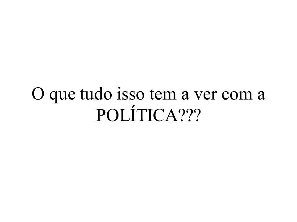 O Analfabeto Político O pior analfabeto é o analfabeto político.