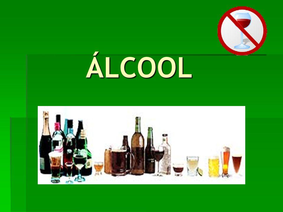 A álcool é responsável por cerca de 60% dos acidentes de trânsito e aparece em 70% dos laudos cadavéricos das mortes violentas.