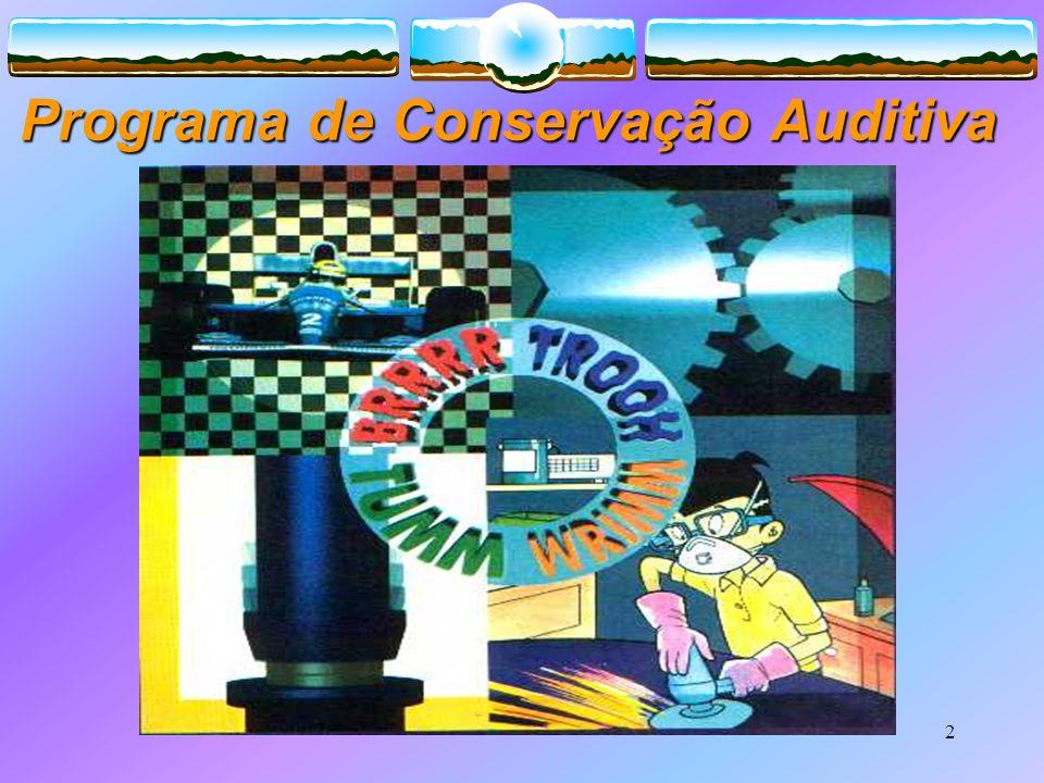2 Programa de Conservação Auditiva