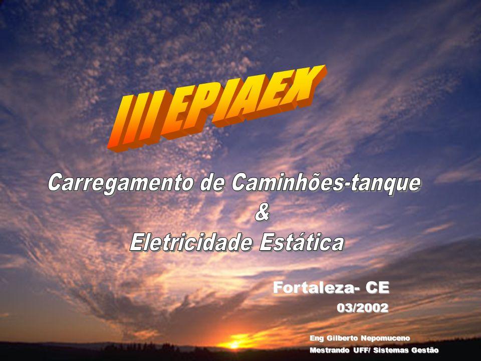 Fortaleza- CE 03/2002 03/2002 Eng Gilberto Nepomuceno Mestrando UFF/ Sistemas Gestão