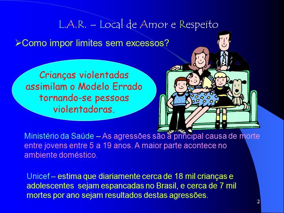 1 Toda criança tem o direito de ser amada; Toda criança tem o direito de ser feliz. Psicólogo Dr.Virgilio Gomes CRP 05/16819 – Tel. (21) 3019.3255