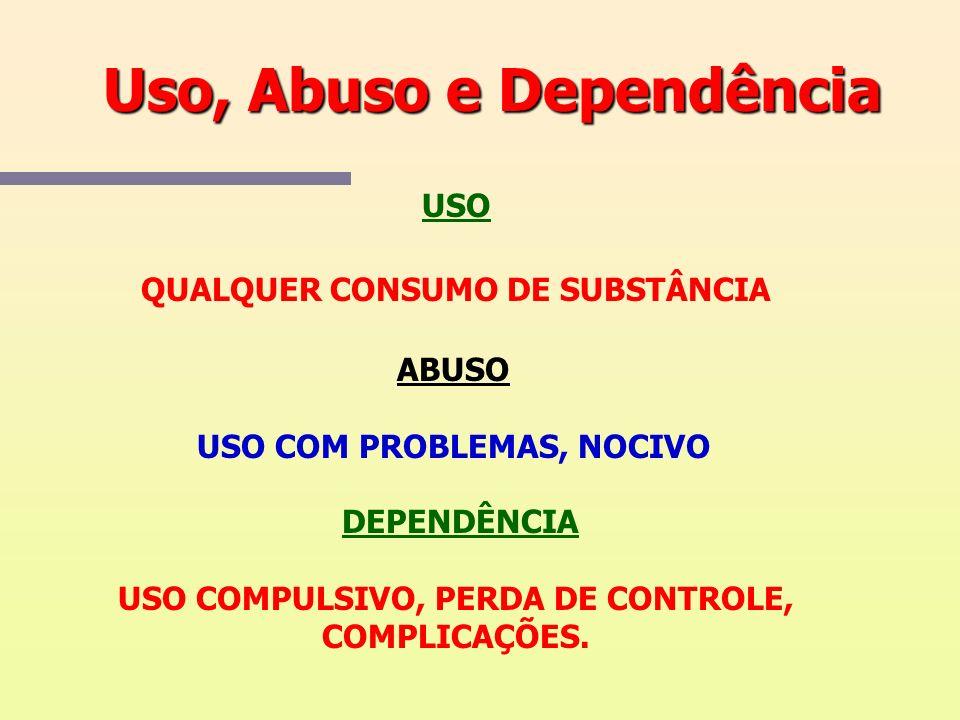 TIPOS DE DROGAS: DEPRESSORAS DA ATIVIDADE MENTAL (SNC) ÁLCOOL, ANSIOLÍTICOS OU TRANQÜILIZANTES E SOLVENTES OU INALANTES. ESTIMULANTES DA ATIVIDADE MEN