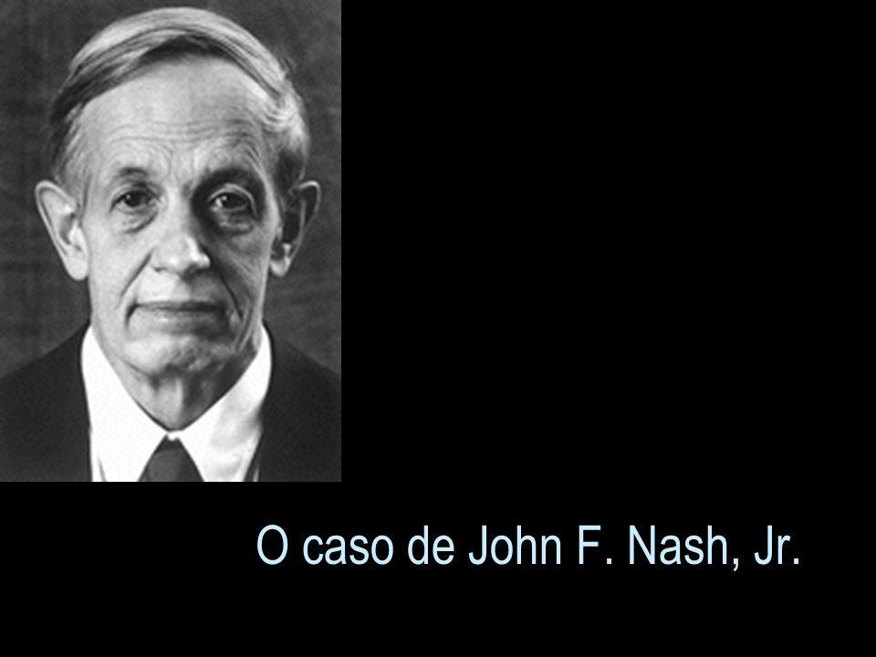 O caso de John F. Nash, Jr.