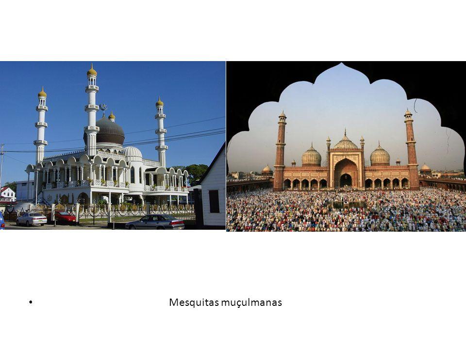 Mesquitas muçulmanas