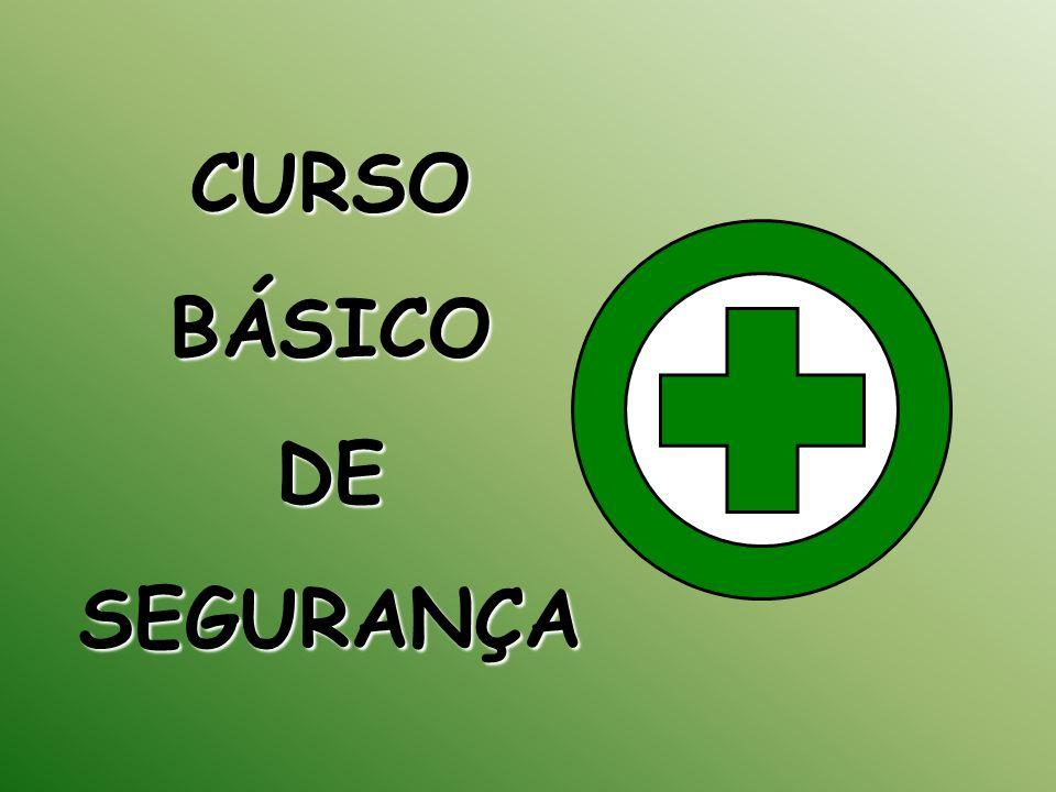 CURSO BÁSICO DE SEGURANÇA