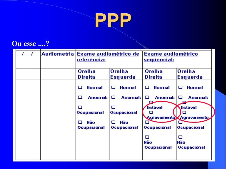 PPP Esse....?