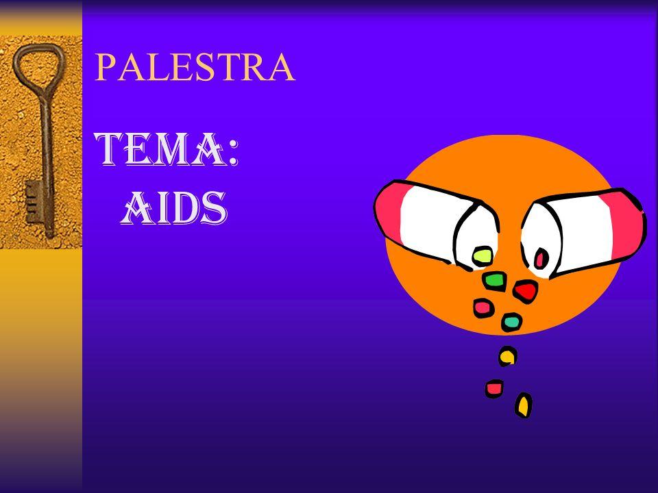 PALESTRA TEMA: AIDS