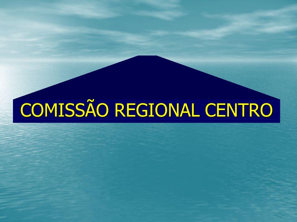COMISSÃO REGIONAL CENTRO