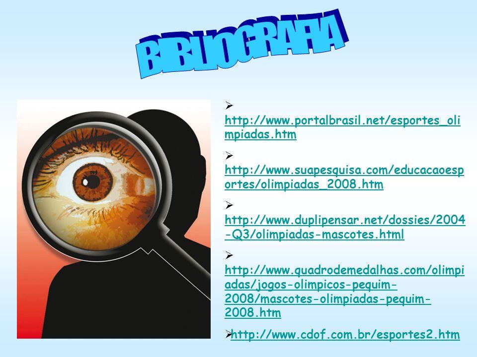 http://www.portalbrasil.net/esportes_oli mpiadas.htm http://www.portalbrasil.net/esportes_oli mpiadas.htm http://www.suapesquisa.com/educacaoesp ortes