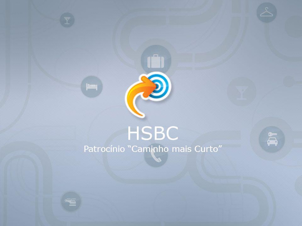 HSBC Patrocínio Caminho mais Curto