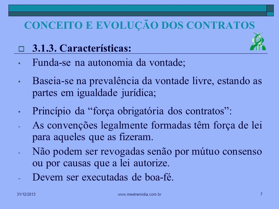 31/12/20138www.mestremidia.com.br 3.1.3.1.
