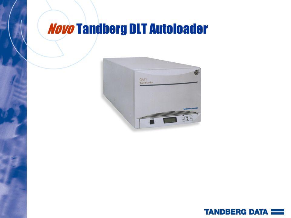 Novo Tandberg DLT Autoloader