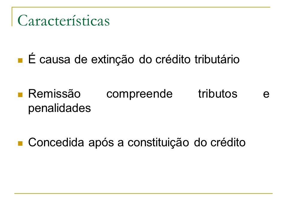 Classificação Geral ou limitada Pura ou condicionada