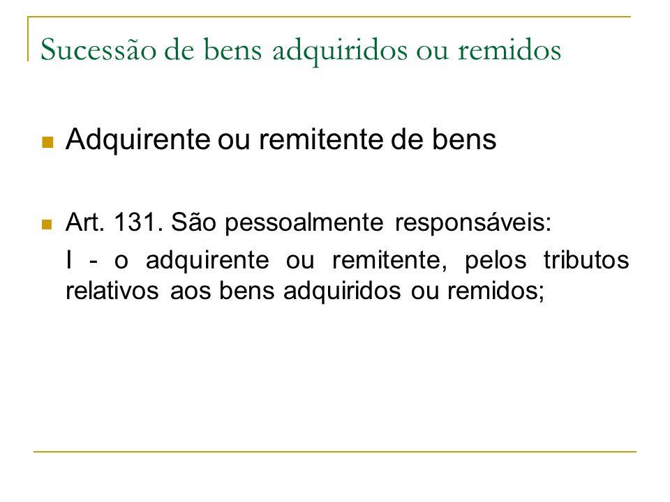 Sucessão causa mortis Art.131.