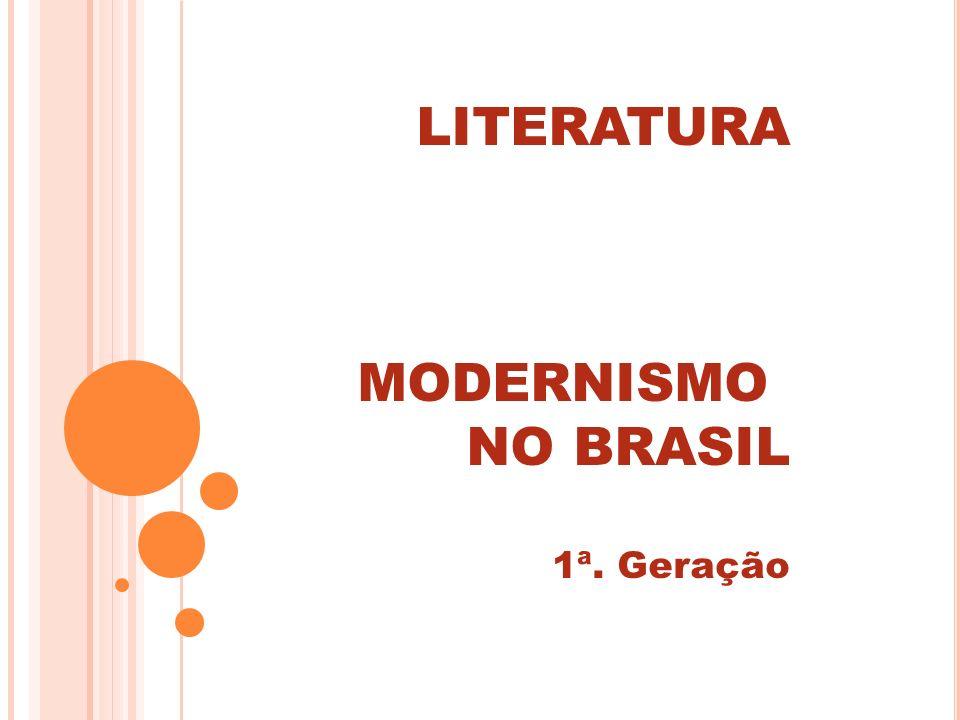 Primeira geração (1922-1930) ALCANTARA MACHADO Foi jornalista, político e escritor brasileiro.