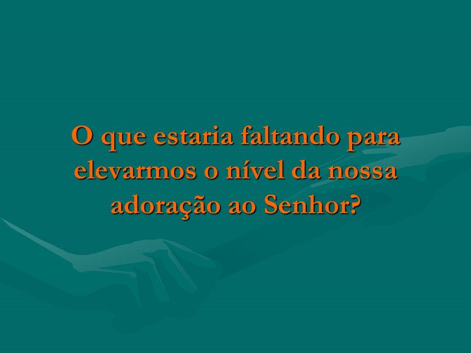 SOMENTE O HOMEM ESPIRITUAL PODE ADORAR A DEUS EM ESPÍRITO E EM VERDADE, porque...
