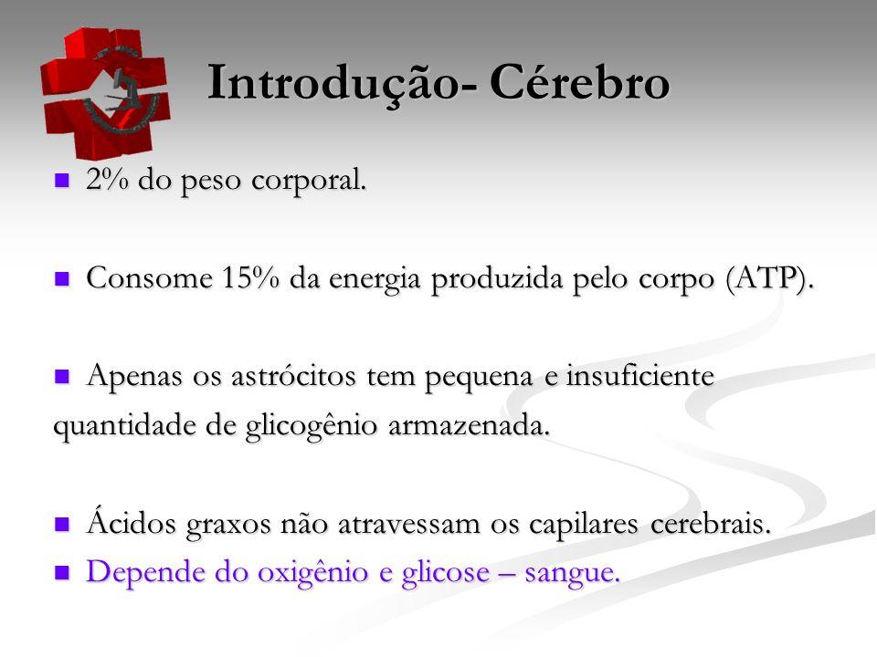 2)Infarto Encefálico Processo localizado de interrupção da circulação sanguínea encefálica.