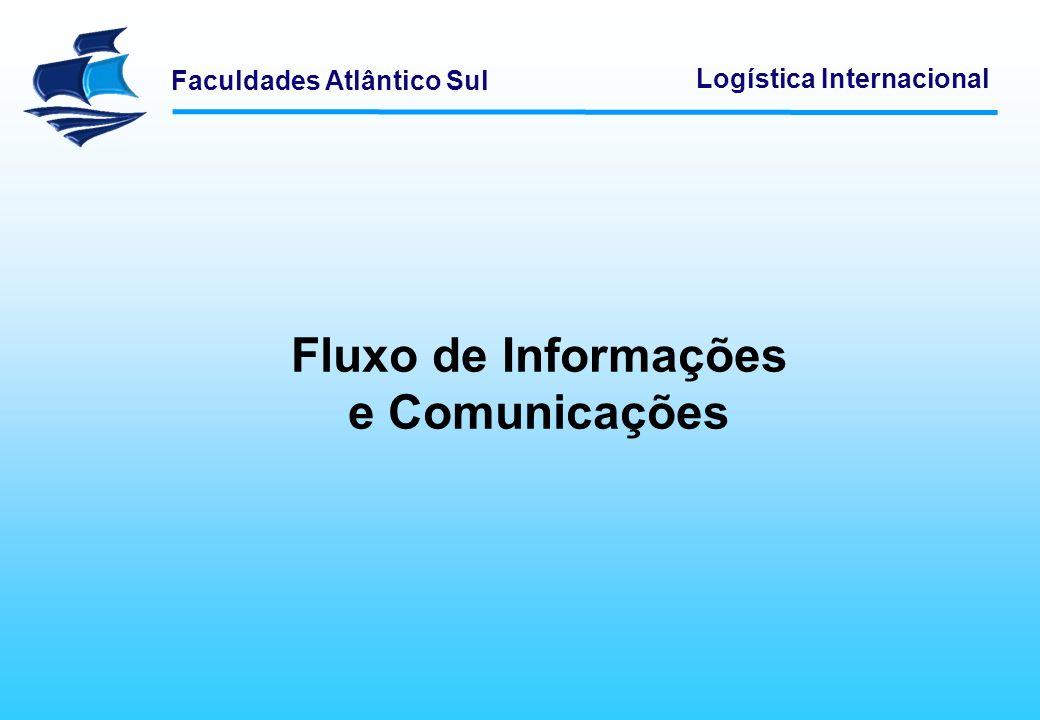 Faculdades Atlântico Sul Logística Internacional Por outro lado, a periodicidade das entregas também tem sido alterada.