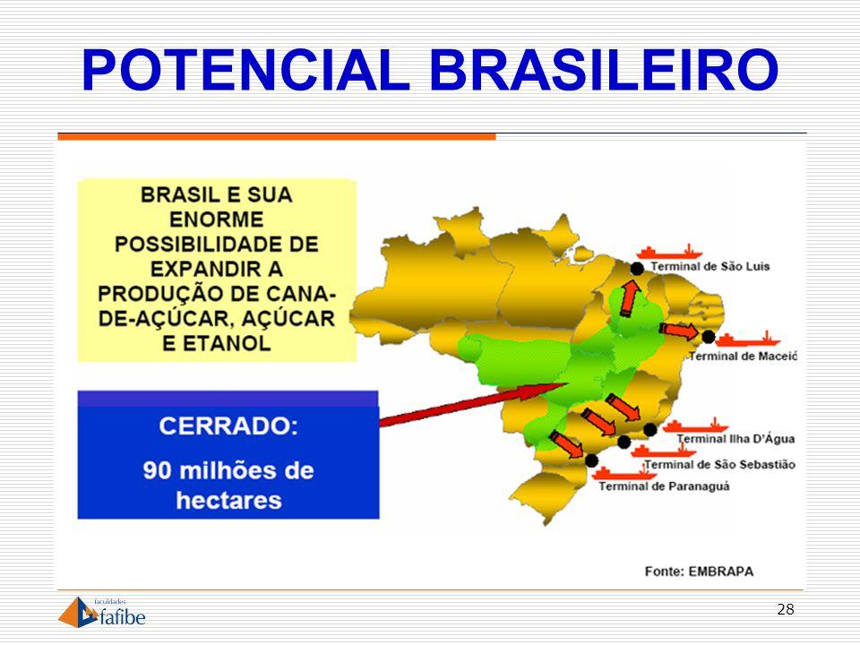 POTENCIAL BRASILEIRO 28