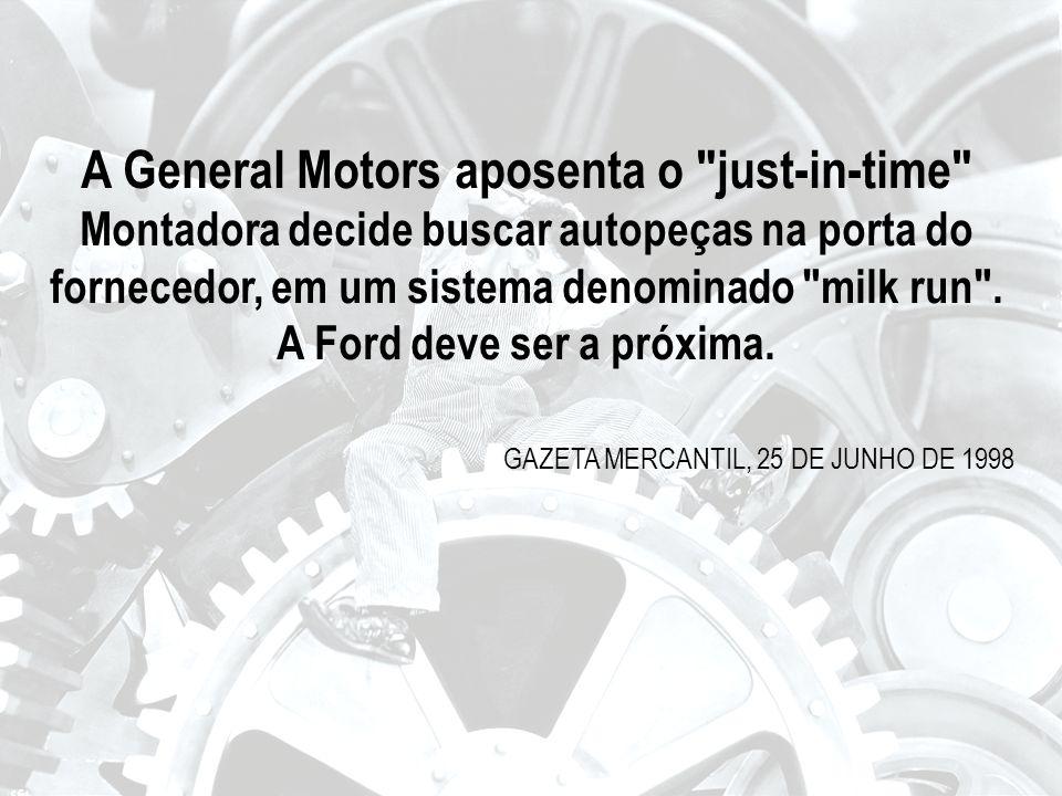 A General Motors aposenta o