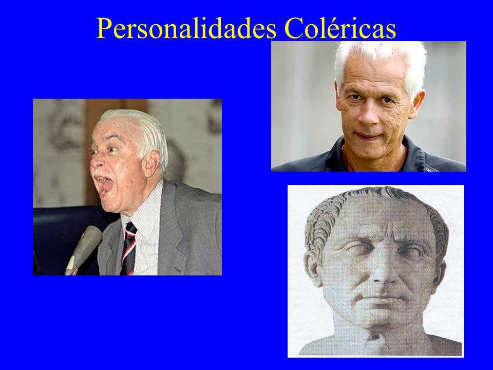 Personalidades Coléricas