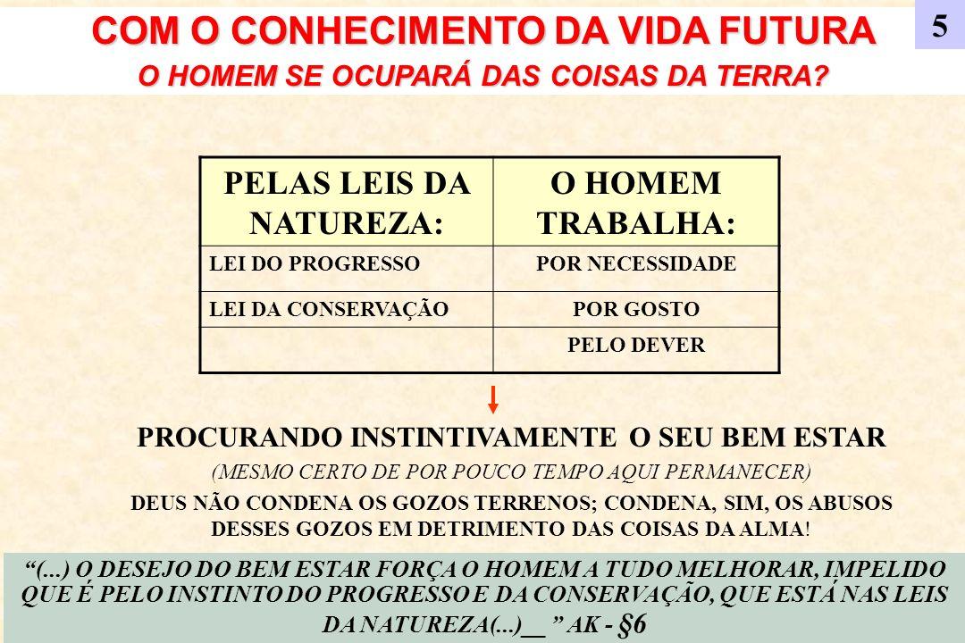PARTINDO-SE DO ELO DE UMA VIDA, A REENCARNAÇÃO REVELA A SOLIDARIEDADE QUE LIGA...