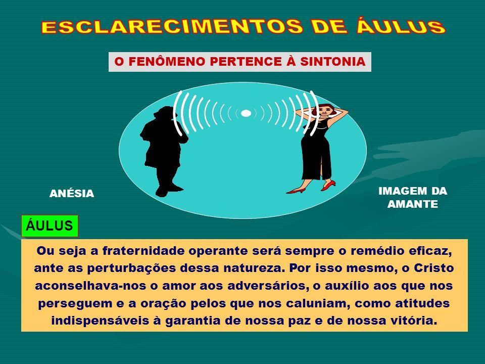 O FENÔMENO PERTENCE À SINTONIA BASTAM AS VIBRAÇÕES SEMELHANTES, ALIMENTADAS DE PARTE A PARTE, PARA QUE A SINTONIA SE ESTABELEÇA E AS TROCAS ENERGÉTICA