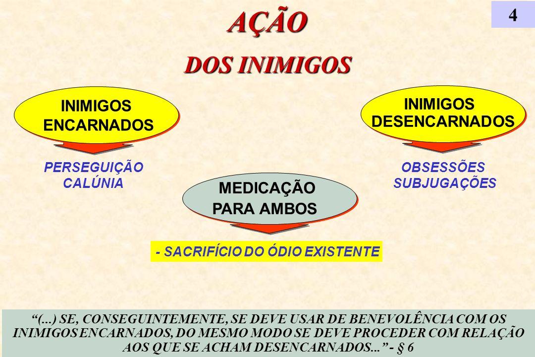 MEDICAÇÃO PARA AMBOS MEDICAÇÃO PARA AMBOS INIMIGOS DESENCARNADOS INIMIGOS DESENCARNADOS PERSEGUIÇÃO CALÚNIA INIMIGOS ENCARNADOS INIMIGOS ENCARNADOS AÇ
