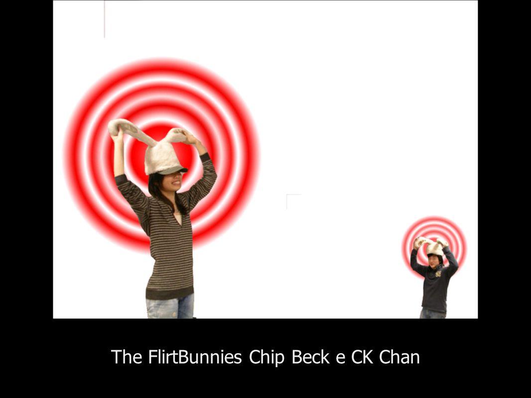 The FlirtBunnies Chip Beck e CK Chan