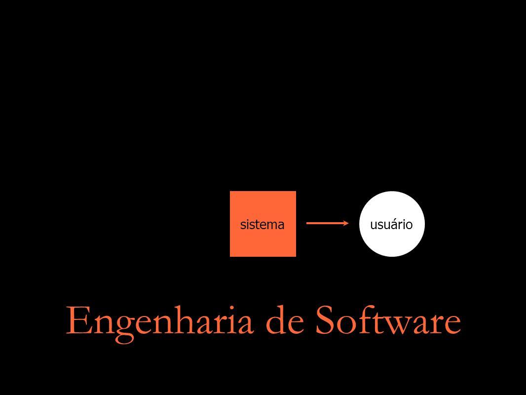Engenharia de Software sistemausuário