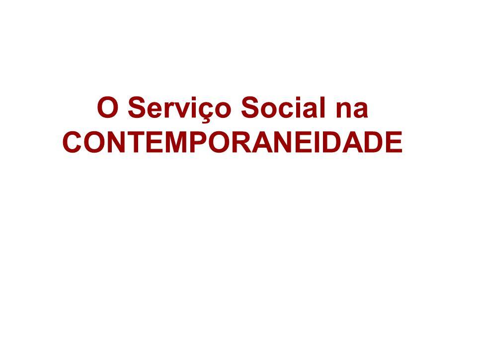 O Serviço Social na CONTEMPORANEIDADE