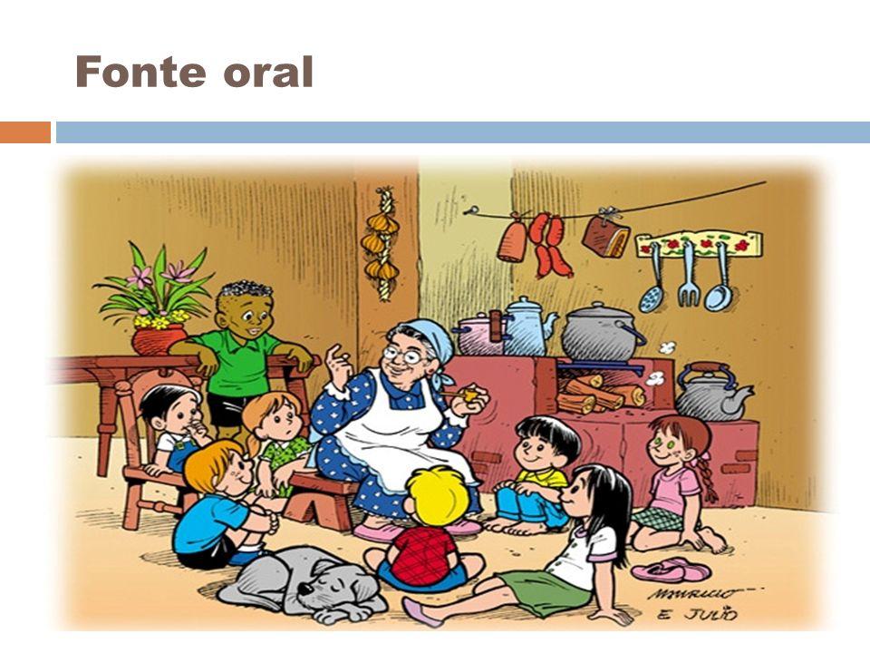 Fonte oral
